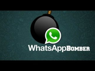 Программа WhatsAppBombe